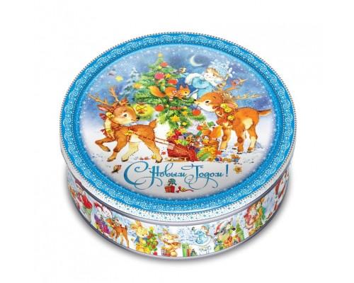 Монте Кристо С Новым годом печенье сдобное 150гр