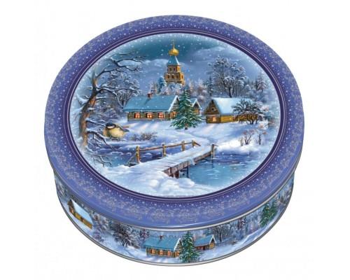 Монте Кристо Зимний вечер печенье сдобное 400гр