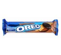 Печенье Oreo Арахисовый крем и шоколад 133 гр