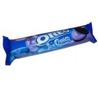 Печенье Oreo крем черничное мороженое 133 гр