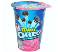 Печенье Oreo мини с клубничным кремом 61,3 гр