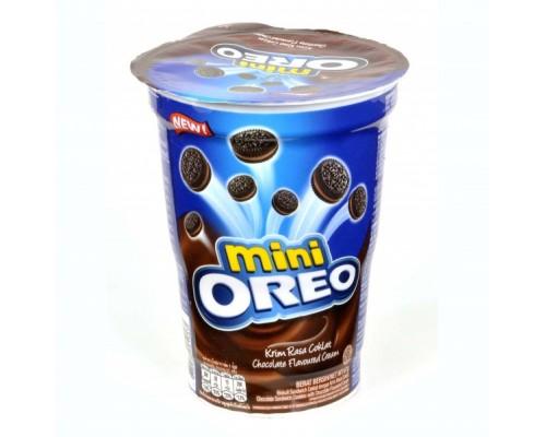 Печенье Oreo мини с шоколадным кремом 67 гр