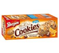 Печенье Bergen Cookies с Апельсином 135гр