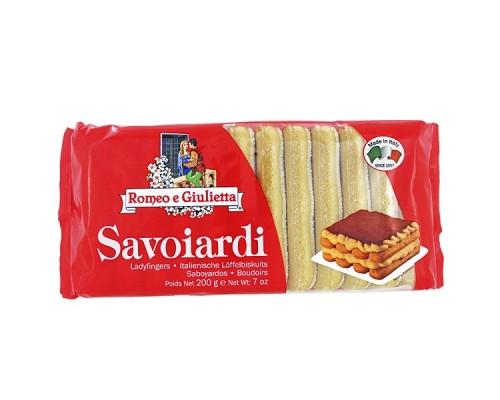 Печенье Савоярди Romeo e Giulietta сахарное  200г