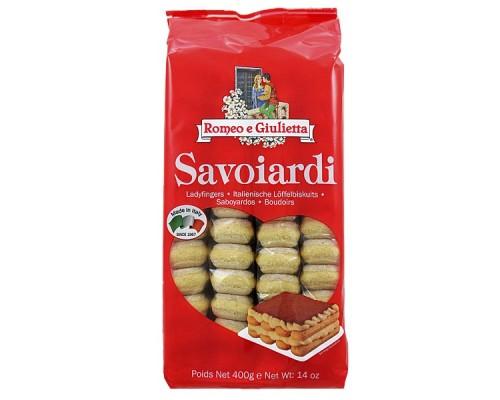 Печенье Савоярди Romeo e Giulietta сахарное  400г