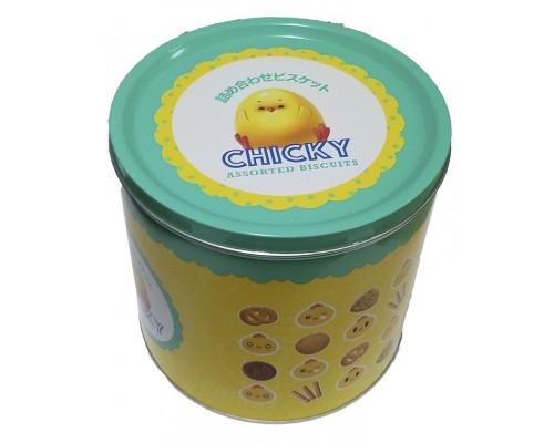 Печенье SHOON FATT Чикки печенье ассорти 588 гр