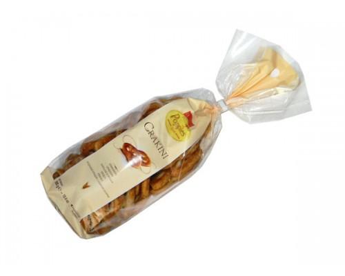 Пупис Крендельки слоеное печенье 300 гр