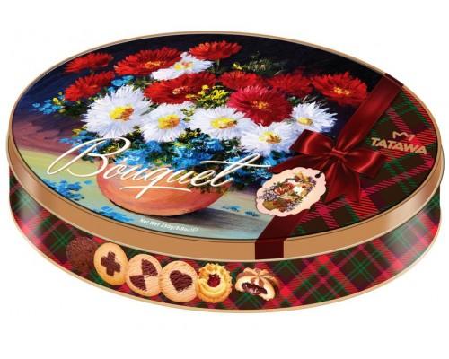 Печенье Татава  Букет сдобное  Премиум 250г
