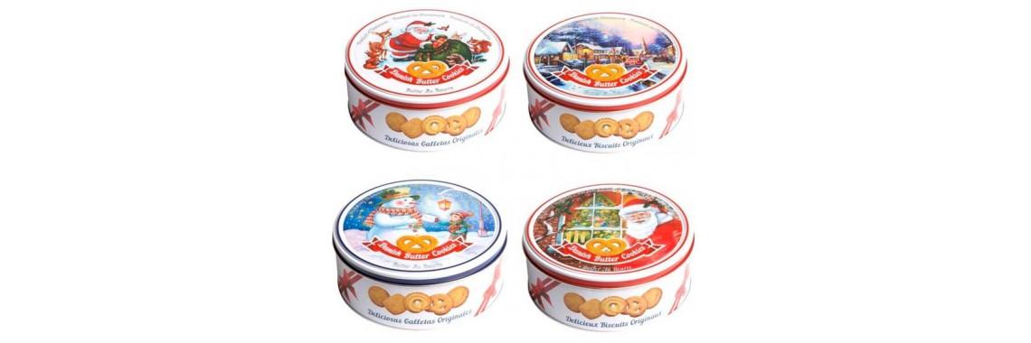 Акция !! Новогоднее печенье Бисквини по супер цене 149,00 руб!