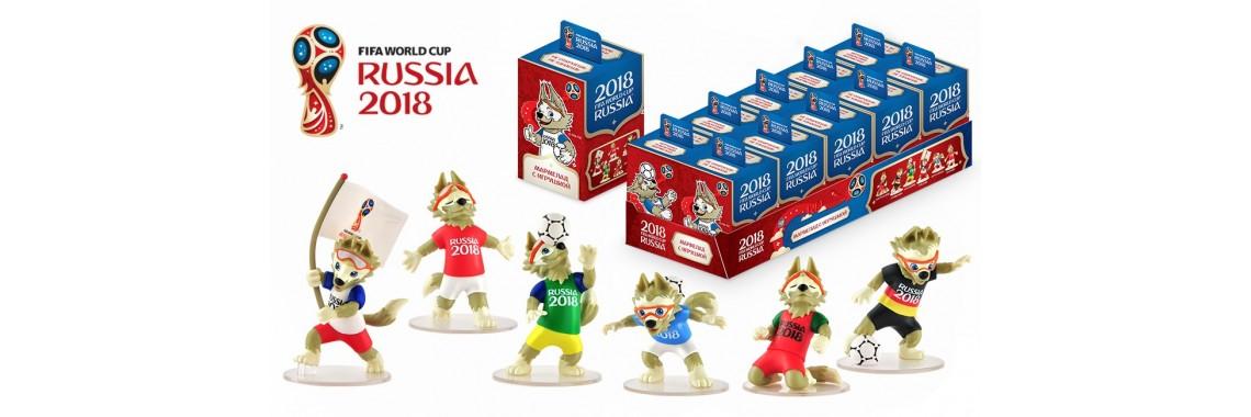 В продаже лицензионные товары FIFA 2018!