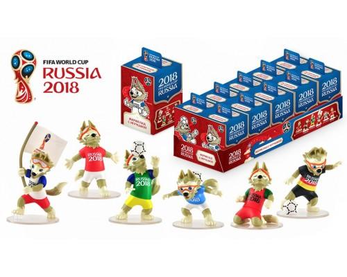 Свит Бокс FIFA игрушка с мармеладом 10 гр[1/10шт]