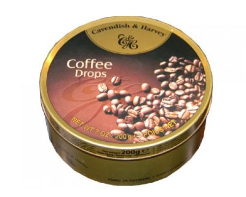 Кавендиш Леденцы кофейные 175г