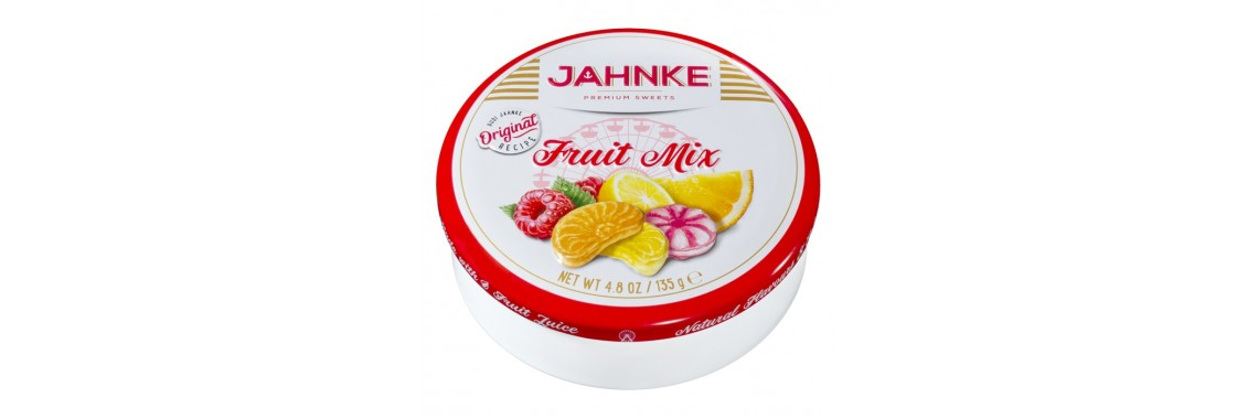 Новинка: премиальные леденцы  Jahnke из Германии!