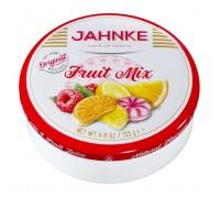 Леденцы Jahnke со вкусами фруктов 135г