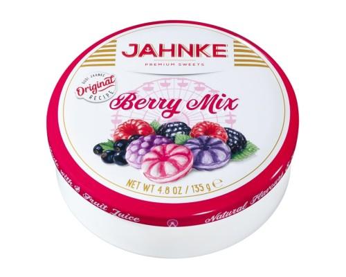 Леденцы Jahnke со вкусами ягод 135г