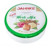 Леденцы Jahnke со вкусом целебных трав 135г
