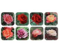 Монпансье Цветы квадратная коробка 60гр