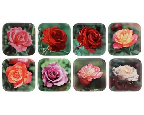Монпансье Цветы квадратная коробка 60гр[1/24шт]