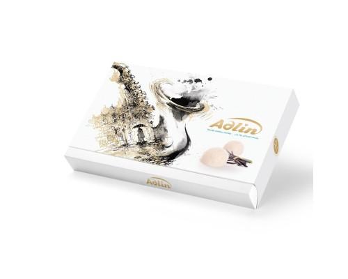 Adlin Царская пашмала со вкусом ванили Белая  420гр
