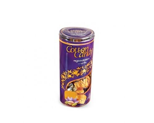 Халва царская в шафр.глаз. со вкусом шафрана и фисташек  200гр туба
