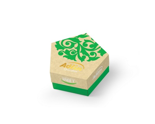 Adlin конфеты из пашмалы (Халва царская)в шоколадной глазури со вкусом фундука 150гр