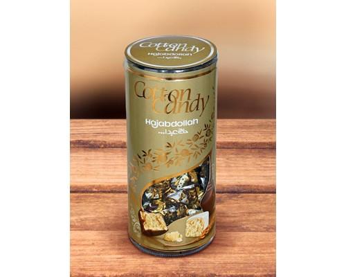 Халва царская в шок. глазури со вкусом ванили  200гр туба