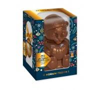 """Шоколадная фигурка """"Символ года Тигр"""" в подарочной коробке с окошком 100 гр"""