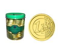 ЕВРО монеты шоколадные  6гр