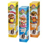 Шоколадная Ложка МОК Символ года молочный шоколад, 25 гр.