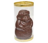 Шоколадная фигурка  КОРОВА в тубусе 80гр