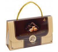 КЛАТЧ набор мини шоколадок соленая карамель 75гр