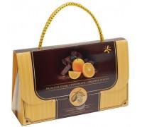 КЛАТЧ- набор мини шоколадок с апельсином  75гр
