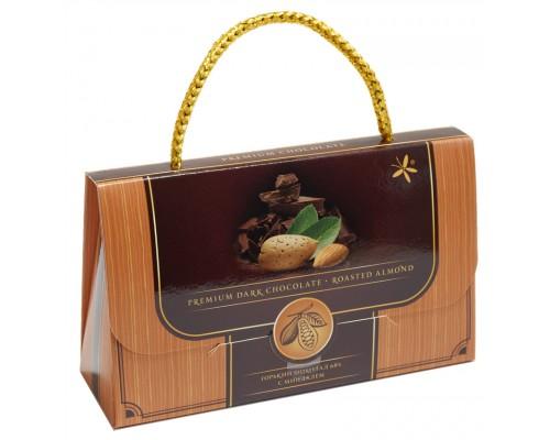 КЛАТЧ набор мини шоколадок с миндалем 75гр