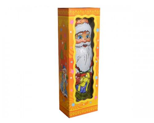 Дед Мороз шоколадная фигурка в индив. упаковке  250гр[1/12шт]
