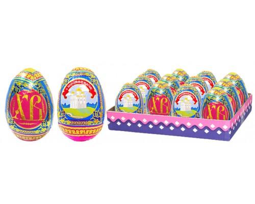 Яйцо шокол. ХВ  90гр[1/12шт]