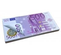Набор молочного шоколада  500 Евро  100гр