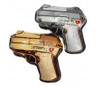Шоколадная фигурка Пистолет 40гр