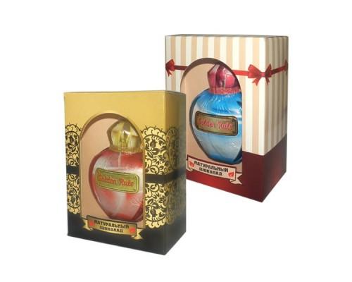 Духи Шоколадная фигурка в подарочной упаковке 40гр