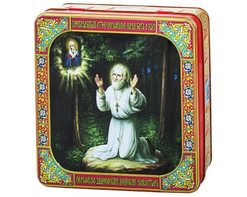 Чай Дивеево подарочная шкатулка жесть 125 гр