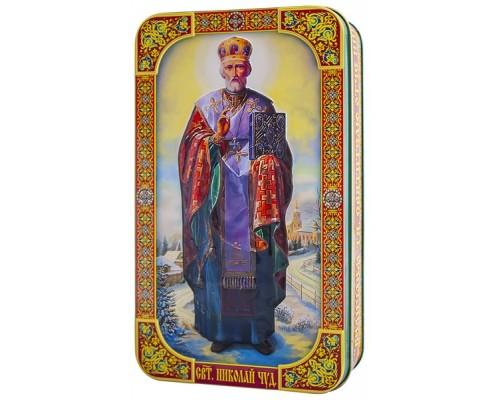 Николай Чудотворец - черный чай 60гр.