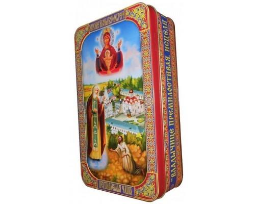 Чай Неупиваемая Чаша  подарочная шкатулка  100гр.