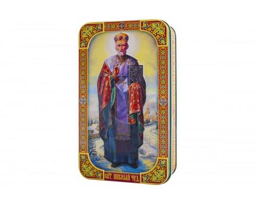 Николай Чудотворец - черный чай 100гр.