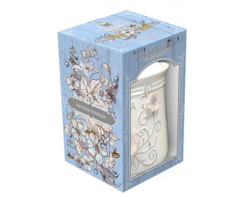 Чай Тибриз Золотой Ассам Орхидеи Керамическая чайница 100гр