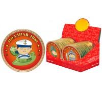 Шоколадная медаль СОЛДАТИКИ 25гр