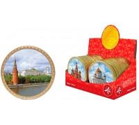 Шоколадная медаль ВИДЫ МОСКВЫ 25гр